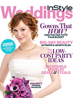 Click image to see the editorial on Adorn Brides in InStyle magazine Fall 2009