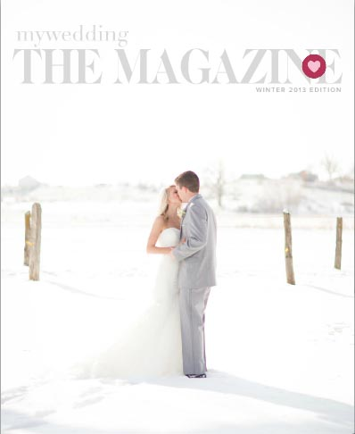 Click image to see article online at www.mywedding.com