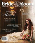 Click image to see the editorial on Adorn Brides in Bride &amp; Bloom magazine