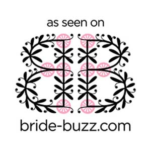 Click image to see article online at www.bride-buzz.com