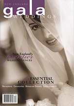 Click image to see the article in Gala Weddings.