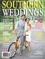 Click image to see the article as it appears in Southern Weddings.