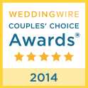 Click to view brides reviews on Wedding Wire