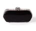 Rent Clutches - Black Caviar - Nadia Clutch | Rent for $90.00