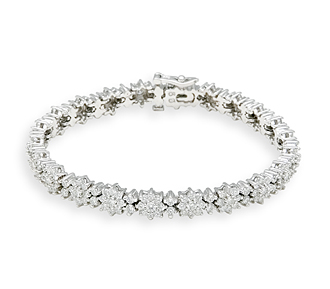 swarovski multi bangle silver diamonds jewelery pinterest crystal images tone jewelry krystleelliott best polyvore bracelet liked on bracelets