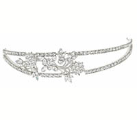 Rent Headbands - Swarovski Crystal - Emily | Rental Price - $90.00