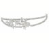 Rent Headbands - Swarovski Crystal - Emily | Rent for $90.00