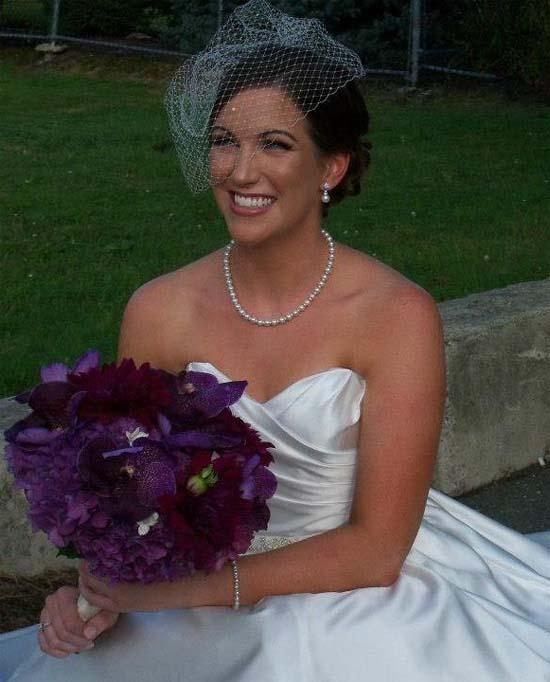 Bridal Jewelry Diamond And Pearl